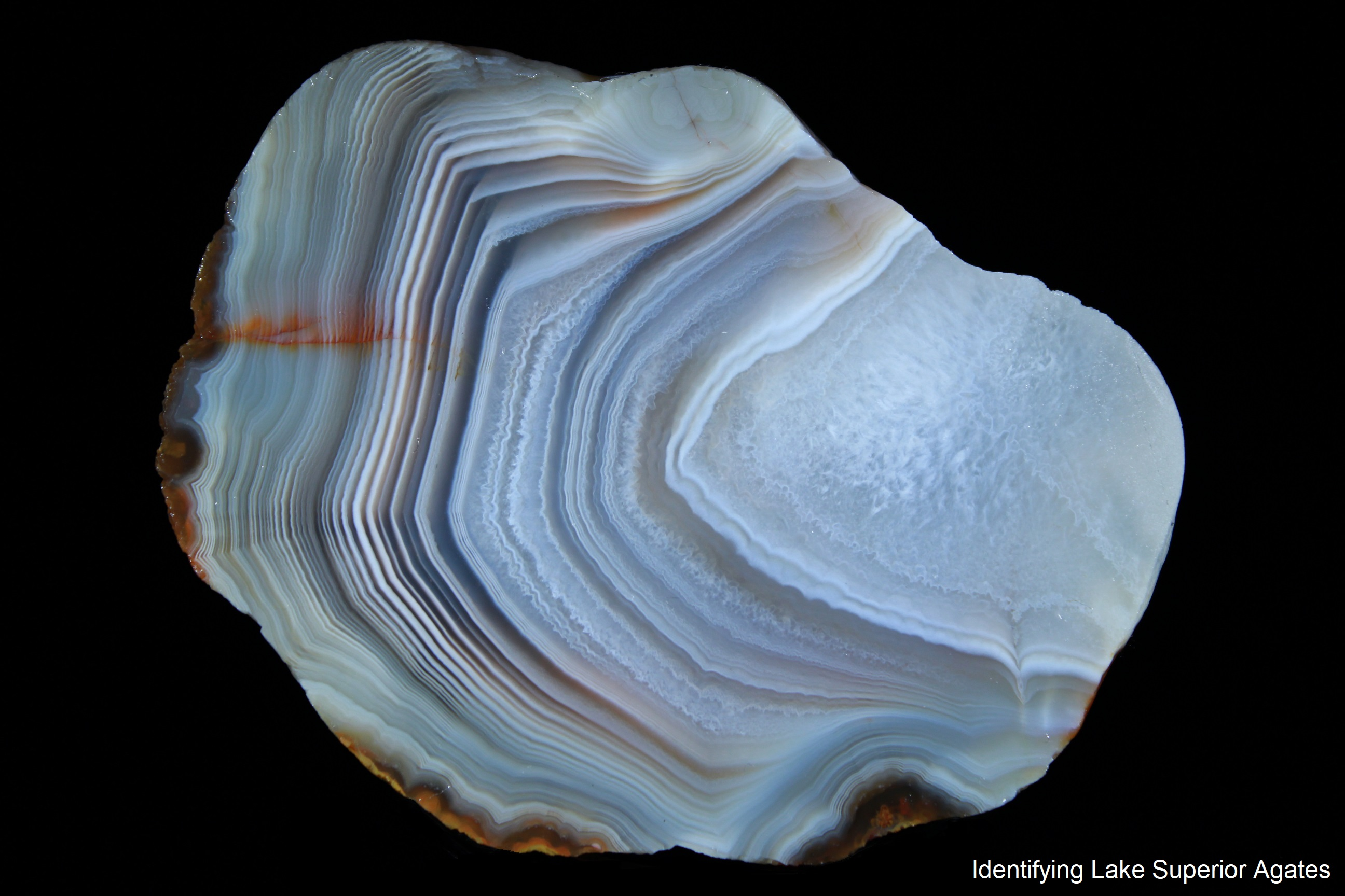floater agate, lake superior floater agate